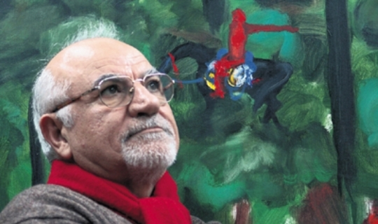 Varlığın yüzeye mahkumiyeti: Fevzi Karakoç'ta evren-figür ikiliği