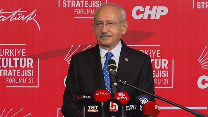 """CHP Lideri Kılıçdaroğlu: """"AK Parti'yle bir anayasa değişikliği için masaya oturmayacağız"""""""