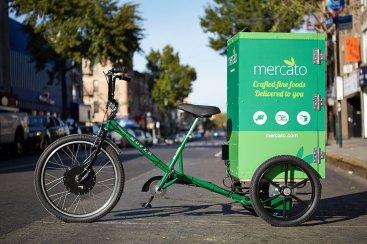 Mercato Electric Trike