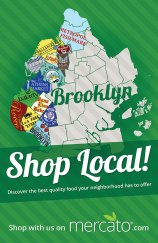 """""""Shop Local"""" poster"""