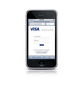 Login for Visa Naming Tool
