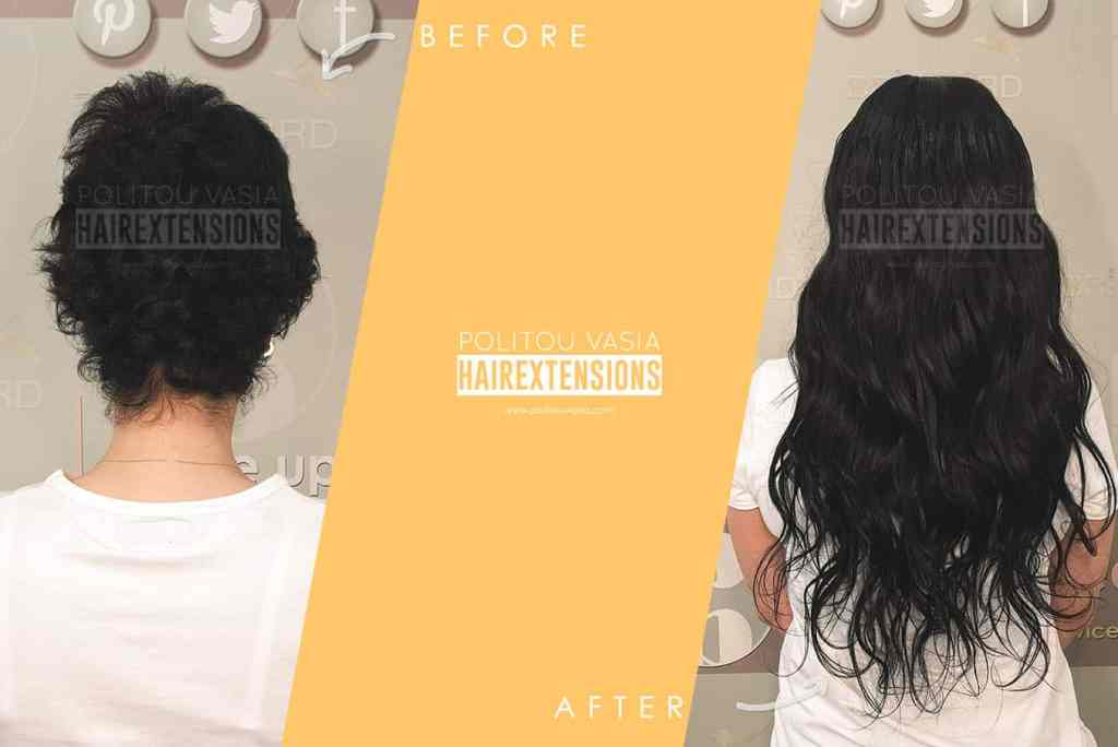 Hair extensions politou_vasia_hair_extensions_microrings_thessaloniki_athens