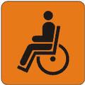 contrassegno arancione invalidi e disabili
