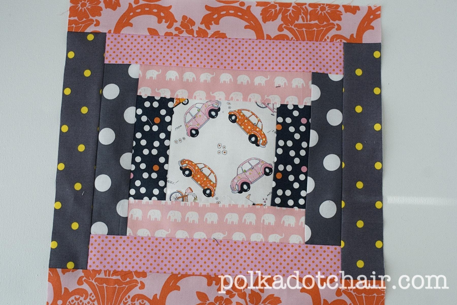 Handmade Christmas Quilt Along Start Sewing The