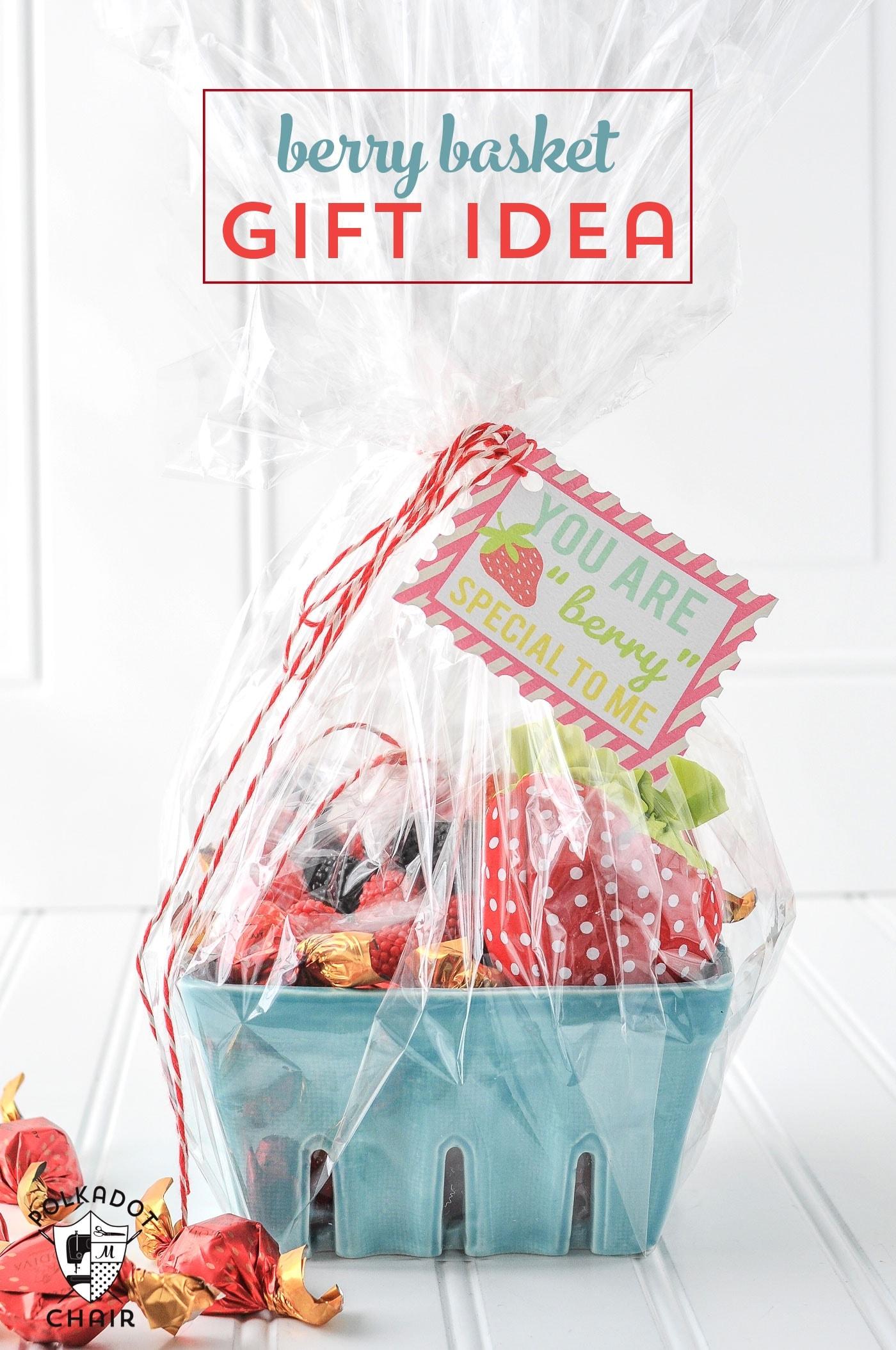 Strawberry T Basket Ideas The Polka Dot Chair