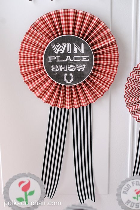 Kentucky Derby Party Ideas And Free Printables On
