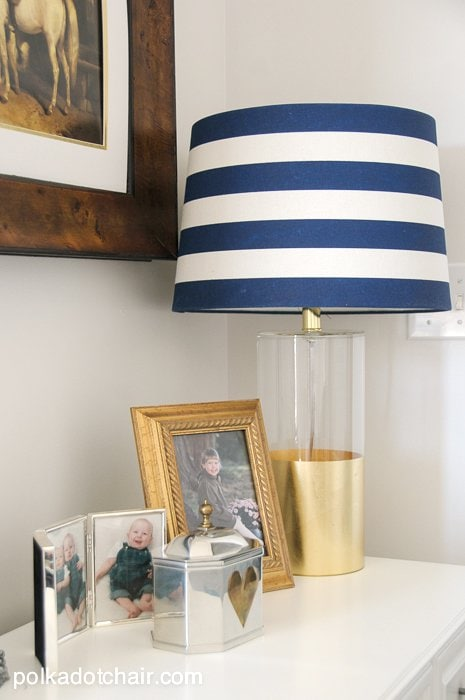 Navy And Gold Guest Bedroom Ideas Guest Bedroom Colors