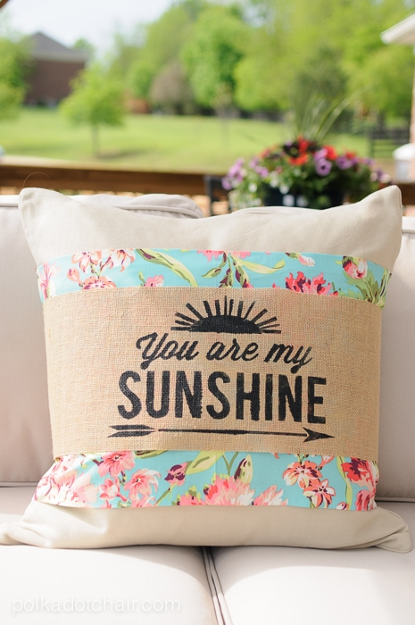 DIY Summer Pillow Sleeve Tatertots And Jello