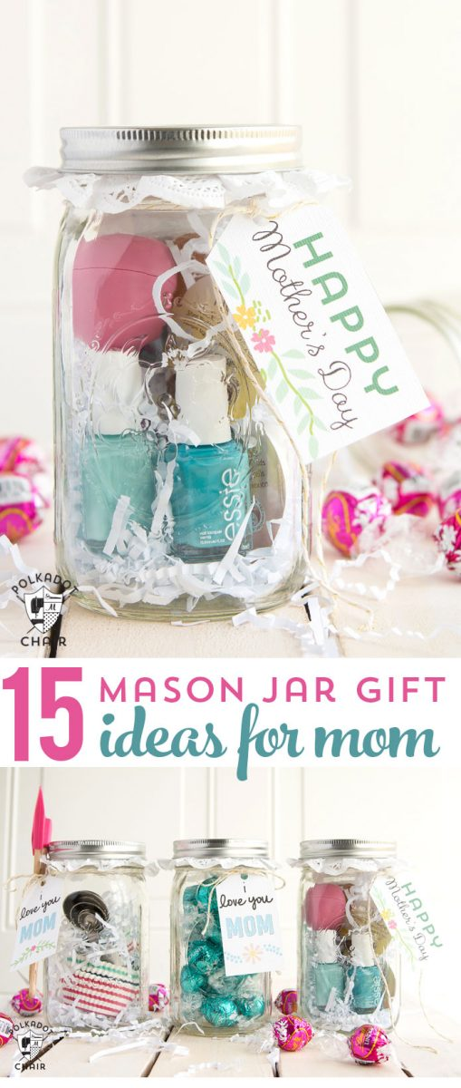 Last Minute Mothers Day Gift Ideas Amp Cute Mason Jar Gifts