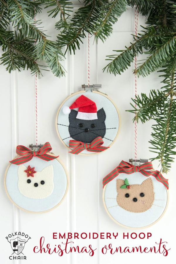 christmas ornaments sewing # 68