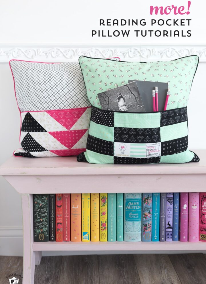 The Polka Dot Chair A Modern DIY Amp Sewing Blog Free