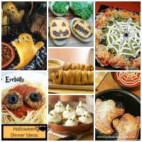 Quick and Easy Halloween Dinner Ideas