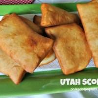 Utah, Mormon, Pioneer Scones