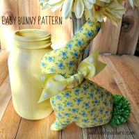 Free Easy Bunny Pattern