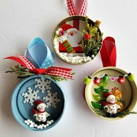 Kid's Craft Christmas Ornaments