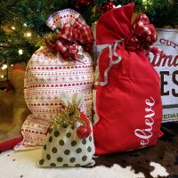 Christmas Gift Bag Ideas