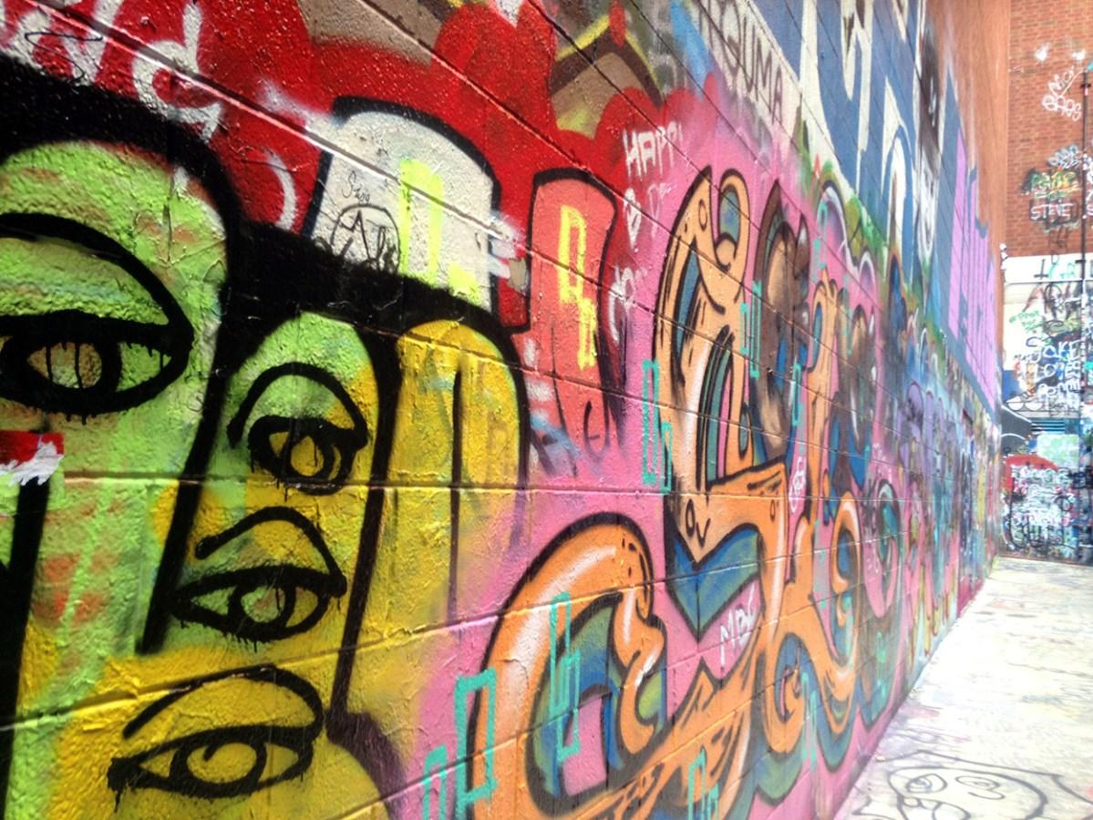 Graffiti wall ann arbor - Graffiti Wall Ann Arbor 46