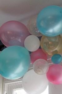 polka dots and picket fences | bubbly, balloons & beaches