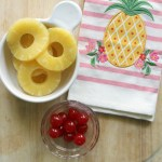 party like a pineapple   polka dots and picket fences