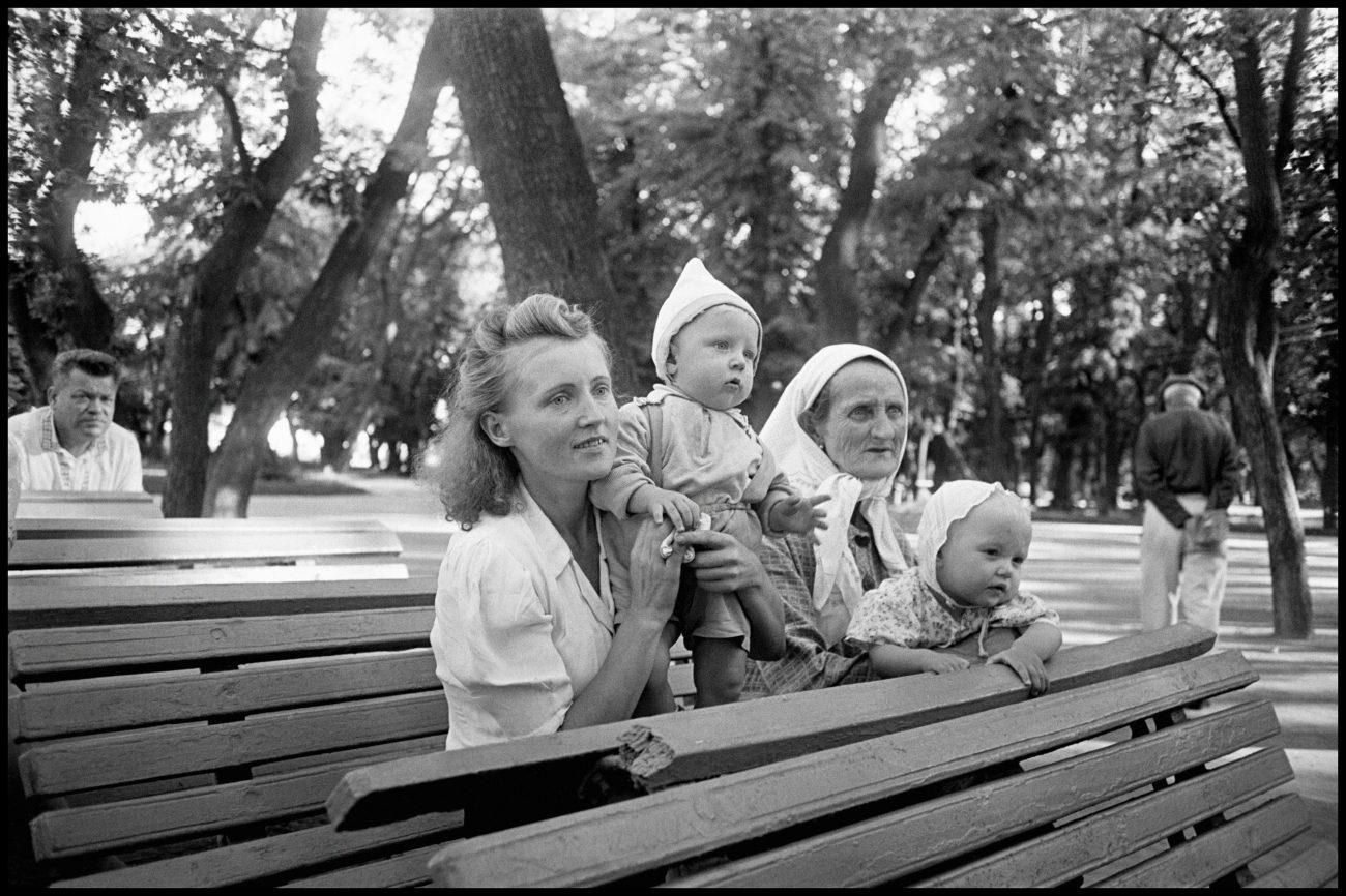 Kiev, Ukraine, URSS, 1947.