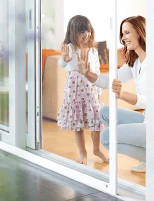安裝Poll-tex防霾紗窗,減少小孩過敏問題
