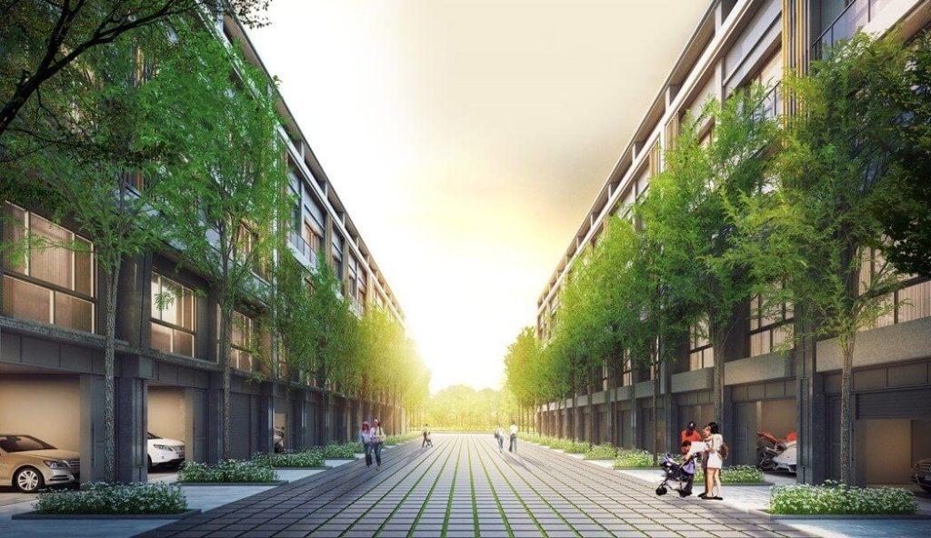楠梓區高雄大學唯一抗PM2.5別墅「大學墅」擁有超越住宅大樓的優勢