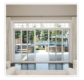 canadian manufactured patio doors