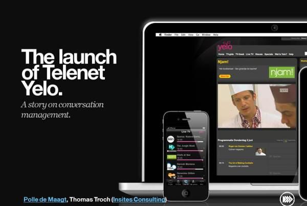 Telenet Yelo Launch