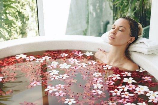 kąpiel z igłami jodły