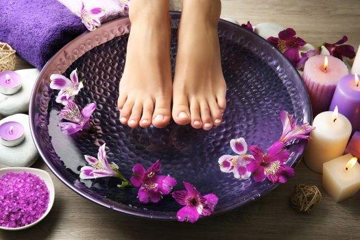 pielęgnacja skóry stóp