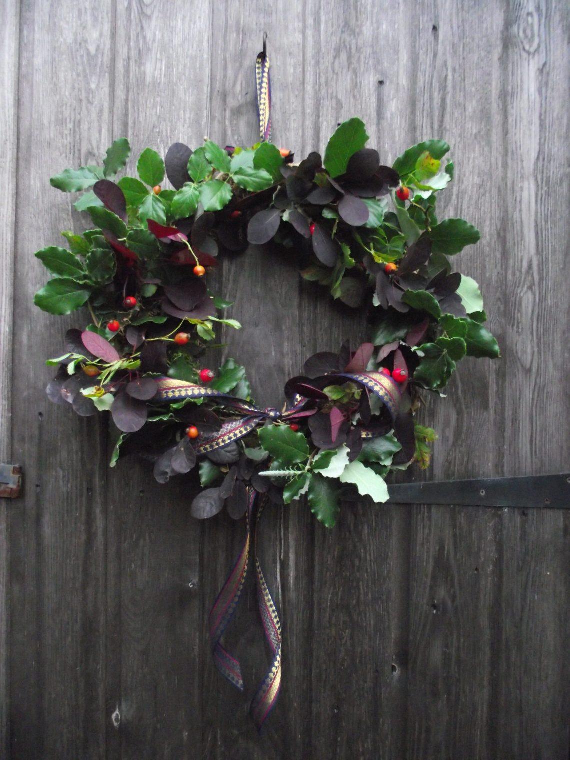 DIY wreath workshops