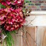 Pollendine's DIY christmas wreaths