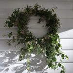 foliage wreath natural florist