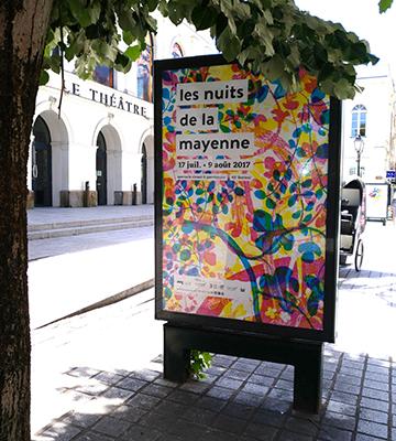 Les Nuits de la Mayenne 2017