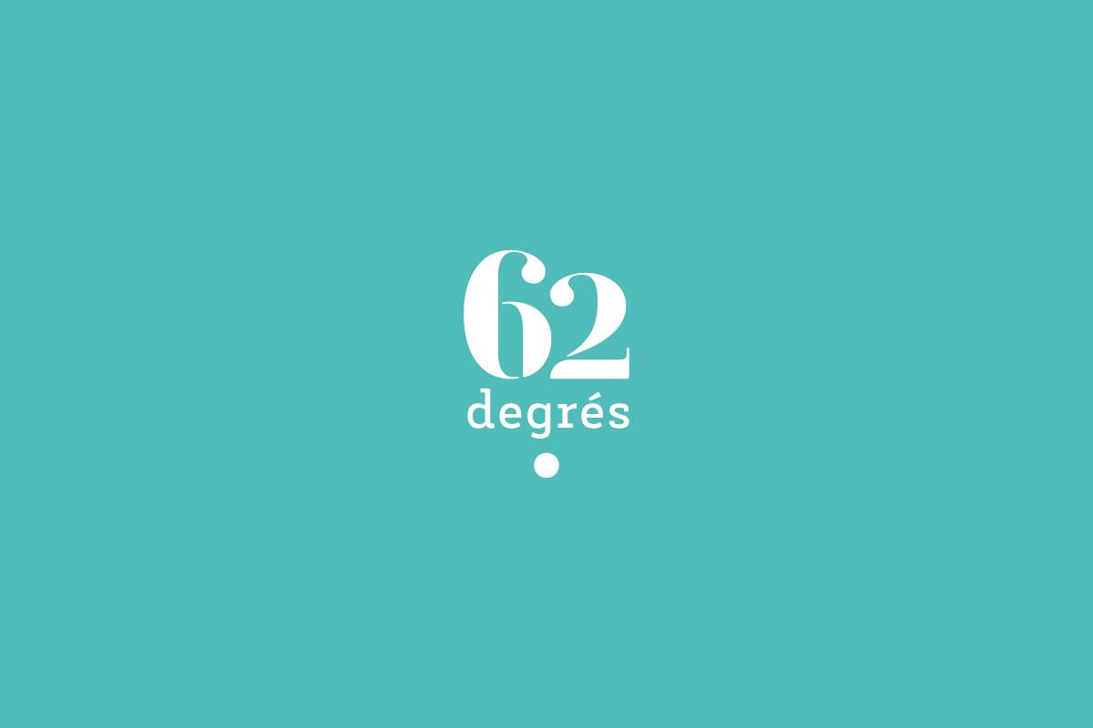 Logo 62 degrés