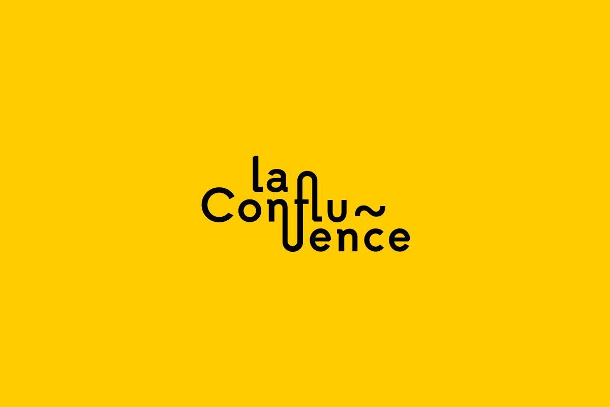 Logo de la salle de spectacle La Confluence