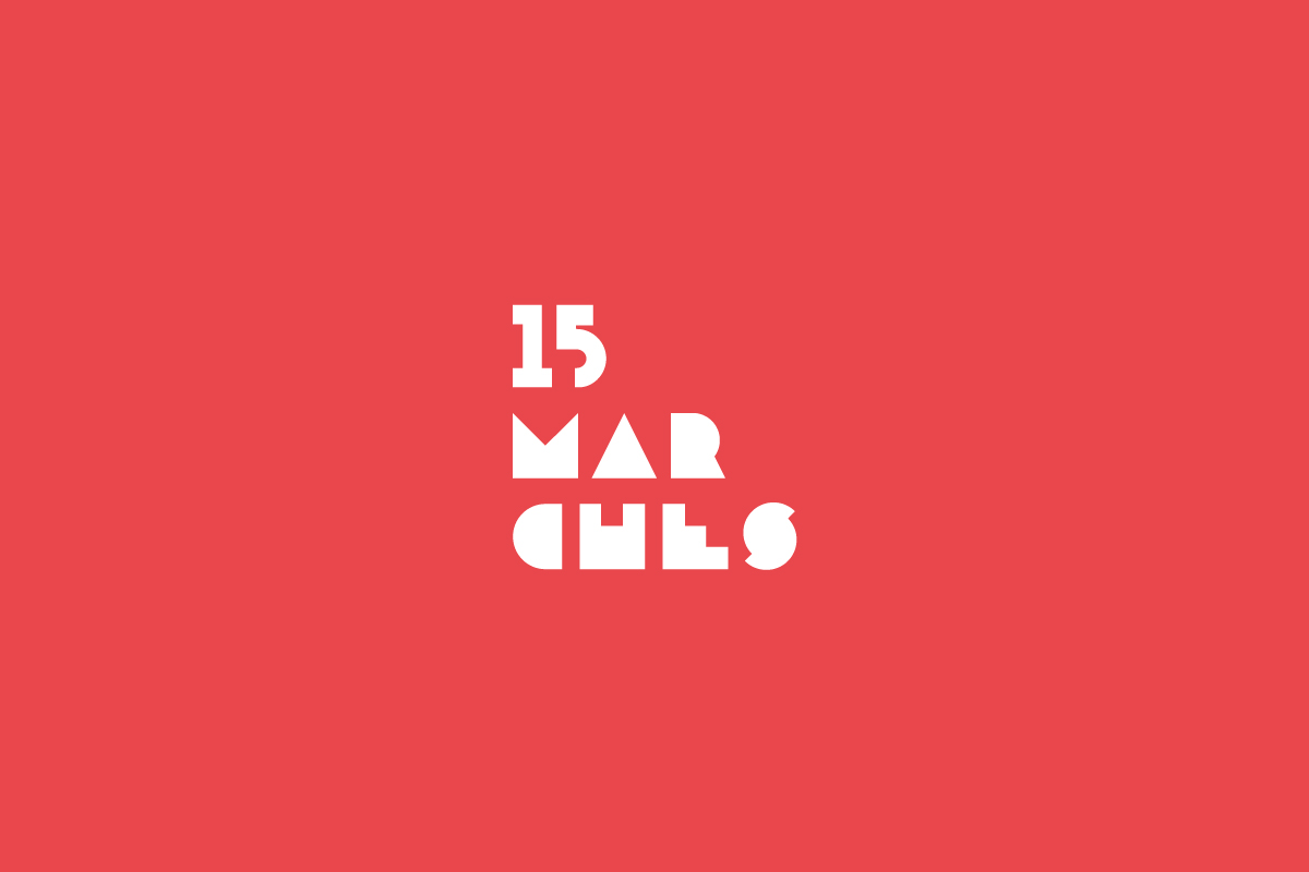 Logo de 15Marches