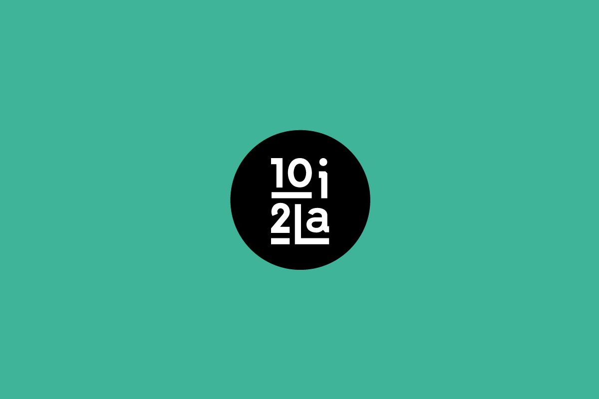 Logo du studio d'architecture 10i2La
