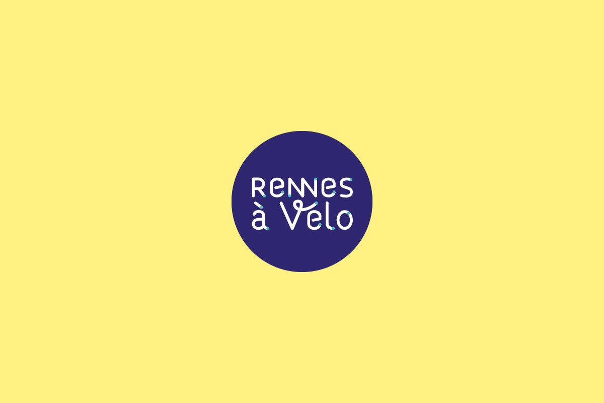 Logo de Rennes à Vélo