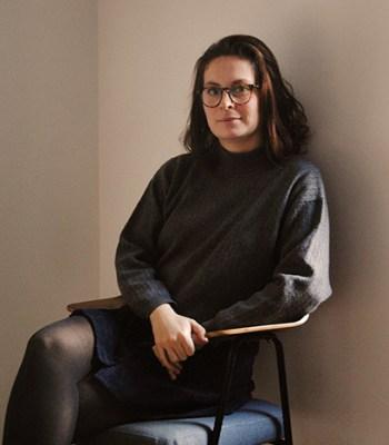 Juliette Lannou, Graphiste stagiaire chez Pollen Studio