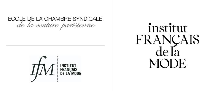 Logo Institut Français de la Mode