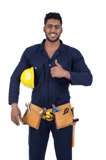 ac service repair man