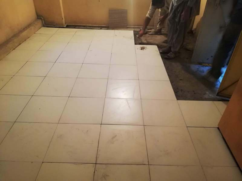 room Tile work in Lahore