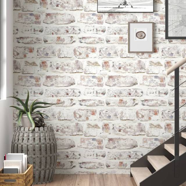 3d Brick Wallpapers Service in Lahore