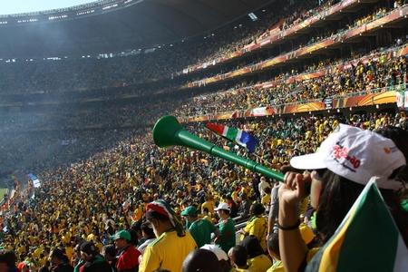 Mondiali di Calcio - Vuvuzela