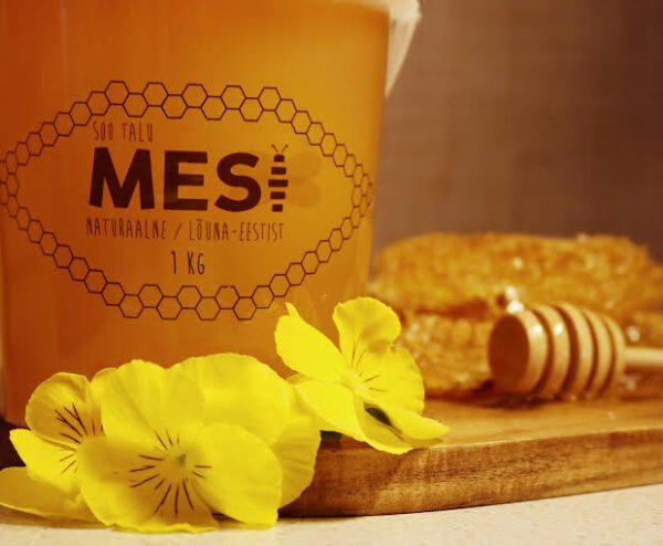 lõuna Eesti mesi talutoodete müük kojuvedu tartus tallinnas