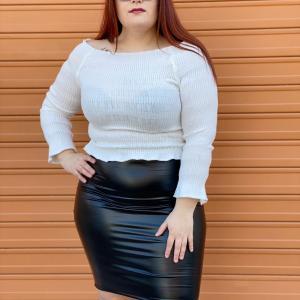 Maglione Eva white