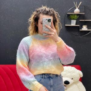 Maglione unicorno