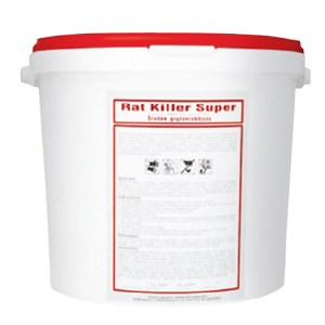 Rat Killer Perfekt Granulat 10 kg-0
