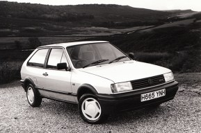 1990 Volkswagen Polo GT Coupé